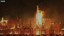 Watch: Take a look at how London would have looked before the Great Fire of 1666