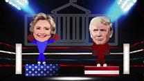 Etats-Unis : combat de choc