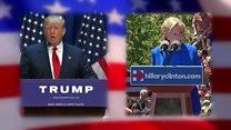 سایه تحقیقات ایمیلهای کلینتون بر انتخابات آمریکا