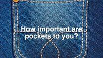 Are pockets a fashion essential?