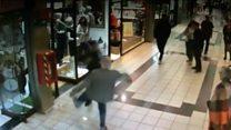 Man knocks himself out tackling thief