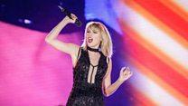 Taylor Swift kantongi penghasilan Rp2 triliun dalam tempo setahun