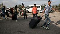 """""""الغزاويون"""" في الأردن: بين صعوبة الكسب وقلة الفرص"""
