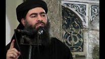 """تسجيل صوتي """"لأبو بكر البغدادي"""" وموجة نزوح جديدة قرب الموصل"""