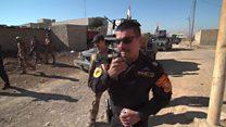 تنظيم الدولة الاسلامية يهاجم عدة مواقع  في بلدة كوكجلي العراقية