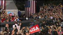 آخرین روزهای کارزار انتخاباتی در آمریکا و تمرکز بر ایالتهای حساس