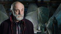 Интервью со скульптором Салаватом Щербаковым