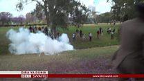 Polisi watumia mabomu ya machozi kuvunja maandamano Nairobi