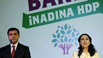 HDP milletvekilleri gözaltında