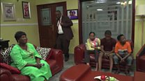 Nigerian family sitcom 'embodies hope'