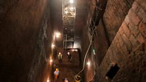 Digging into Liverpool's mystery tunnels