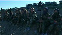 '۲۰۰ زن کرد ایرانی' در نبرد موصل حضور دارند