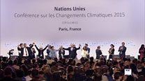 توافق جهانی برای مبارزه با گرم شدن زمین امروز رسما اجرایی شد