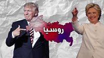 مالدور الذي تلعبه موسكو في الانتخابات الأمريكية؟