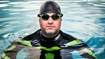 British man attempts to be first to swim the Atlantic