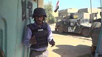 تقدم القوات العرقية داخل الموصل رغم اشتداد القتال
