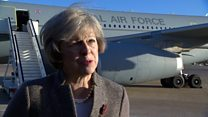 May: We must remember Brexit vote