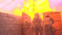 Глазами очевидца: уличные бои в Мосуле