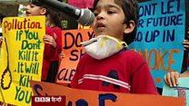 दिल्ली की आबोहवा में हवा कम, धुआं ज़्यादा