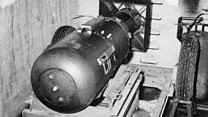The diver who may have found a nuclear bomb
