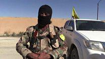 قوات سوريا الديمقراطية تستعد لمعركة الرقة