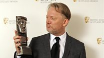 Douglas Henshall 'thrilled' at Bafta Scotland win
