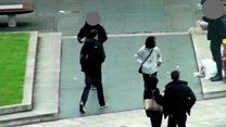 Drug dealer tackled by undercover cop