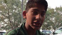 'दिल्ली में सांस घुटती है'