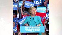 Hillary Clinton yejejwe