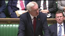 Davis: Brexit process cannot 'drag on'