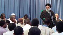 ضبط کتابهای آیت الله شیرازی در قم توسط ماموران امنیتی