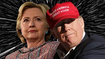 US election: Relive the wild ride in 170 seconds