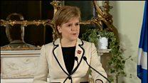 FM: 'Scotland to intervene in Article 50'