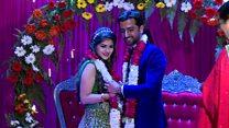 انڈین دولہا اور پاکستانی دلہن، شادی جودھپور میں