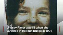 Lindsay Rimer death: Man talks of 1995 canal body find