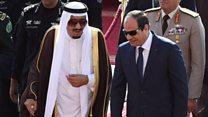 نگاه خاورمیانهای ها به انتخابات ریاست جمهوری آمریکا