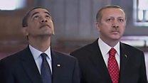 فراز و نشیب روابط امريكا و تركيه در دوران اوباما