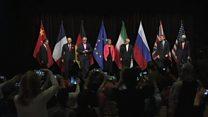کلینتون و ترامپ در مورد توافق اتمی ایران چه میگویند؟