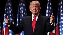 ترامب يتفوق على كلينتون في  السباق الرئاسي