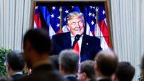 Trump: Tüm Amerikalıların başkanı olacağım