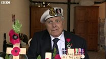 Ex-commando sells poppies from garage