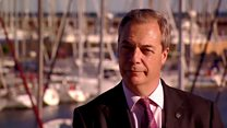 Nigel Farage: 2016 is the year of political revolution