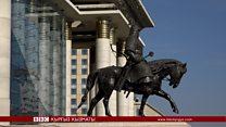 Монголиянын экономикасынын абалы