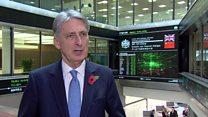 Hammond promises 'constructive' Trump talks