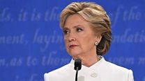 Clinton's loss 'not a gender defeat'