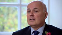Trump win 'real opportunity' for UK - IDS