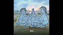 Romantisme perjalanan ala 'Abang dan Eneng'