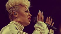 Emeli Sande answers three questions on songwriting
