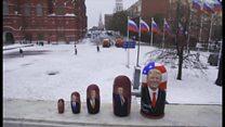 【米政権交代】トランプ氏当選 さまざまな形で祝うロシア