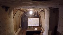 Inside a secret WW2 resistance bunker